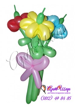 Букет Букет  «Мини» из  воздушных шаров