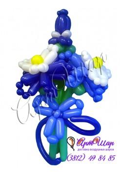 Букет цветов «Васельки»